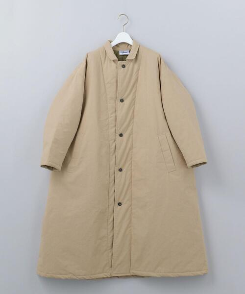 <Yarmo>QUILTED LAB COAT/コート Ψ