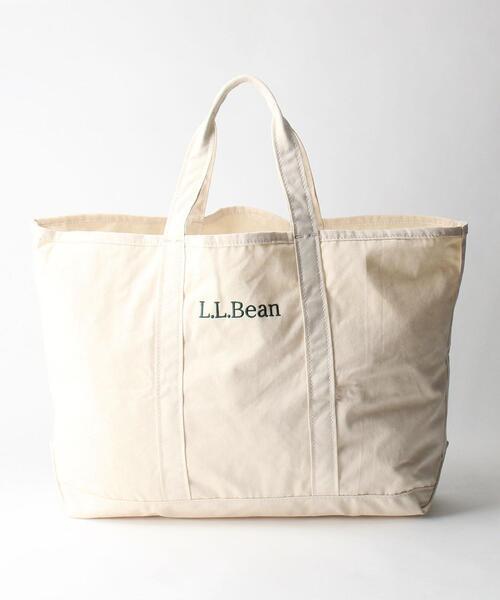 <L.L.Bean(エルエルビーン)> TOTE BAG/バッグ □□