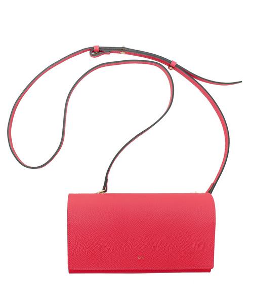 最新デザインの ザッカ ショルダー付マルチウォレット(ショルダーバッグ)|Epoi(エポイ)のファッション通販, 美品 :458364dd --- skoda-tmn.ru