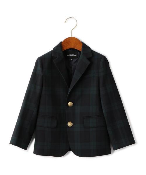 【キッズ】ブラックウォッチ ジャケット