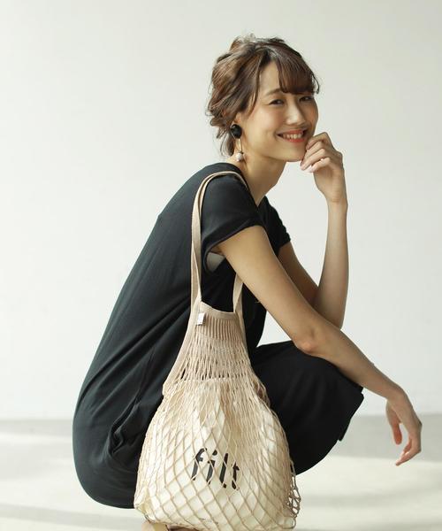 【『リンネル』6月号掲載】FILET(フィルト) 別注ネットバッグ