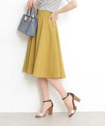 N.(N. Natural Beauty Basic)(エヌエヌナチュラルビューティーベーシック)の【追加生産】◆ドライサップスカート(スカート)