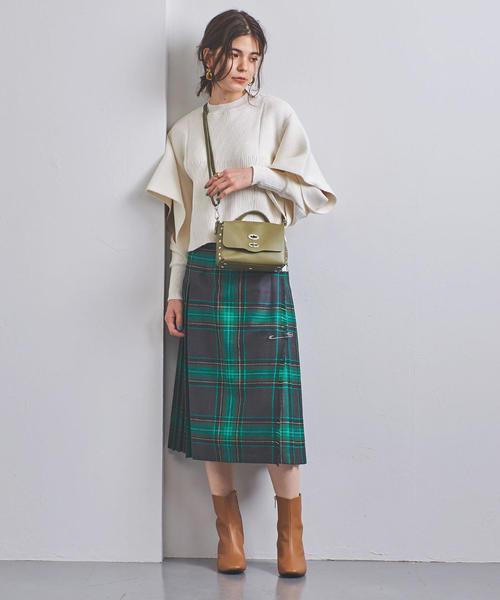 <O'NEIL of DUBLIN>アコーディオン スカート