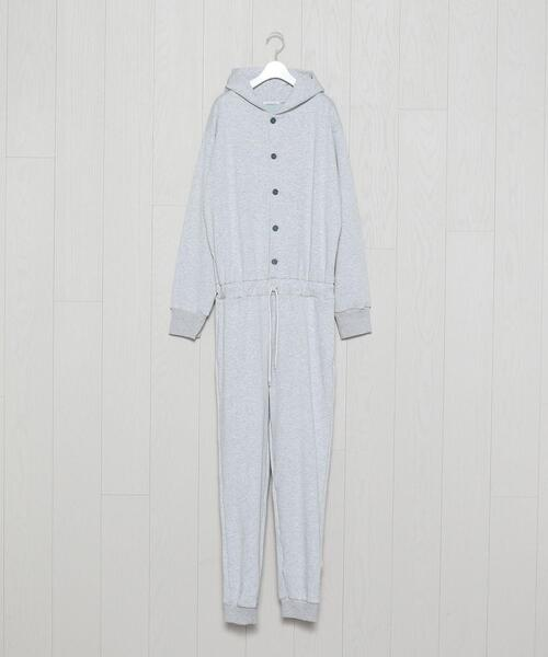 <Priv. Spoons Club>HOODED JUMPSUITS/ルームウェア. ο