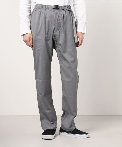 【 GRAMICCI / グラミチ 】 GABARDINE NN-PANTS JUST CUT  GMP-21S055・・
