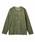 RATTLE TRAP(ラトルトラップ)の「ヘンリーネックTシャツ(ロングスリーブ)(Tシャツ/カットソー)」|カーキ