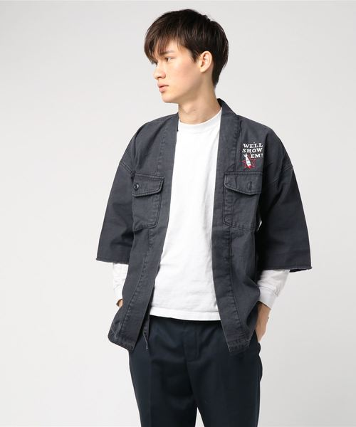 VOTE MAKE NEW CLOTHES ヴォート メイク ニュー クローズ JAPONICATION BDU