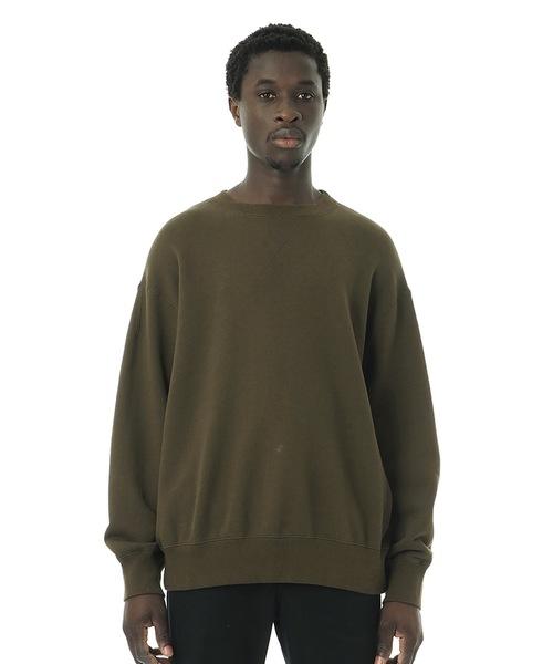 【お気に入り】 V-gusset Sweatshirt Sweatshirt/ Vガゼットトレーナー(スウェット)/ Sandinista(サンディニスタ)のファッション通販, ブランノワール:f5b21b4b --- ascensoresdelsur.com