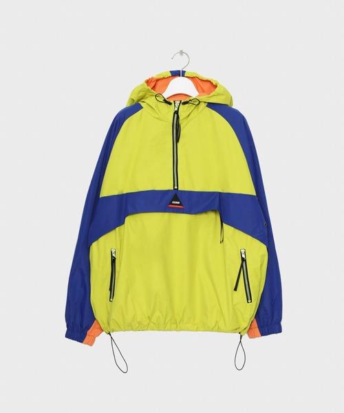 【返品不可】 Color blocking Anorak Jacket(ブルゾン) blocking Anorak|LEGENDA(レジェンダ)のファッション通販, GAB GEORGE:9188c297 --- skoda-tmn.ru