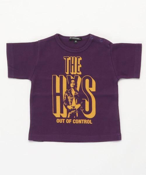 THE HYS pt Tシャツ【XS/S/M】