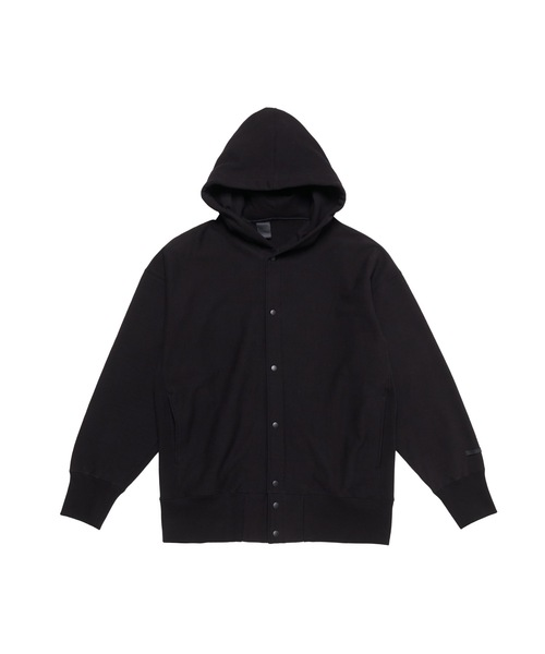 SPRING2021 HOODED SHIRT