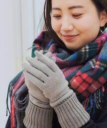ロングリブジャージー グローブ 手袋 -タッチパネル対応-