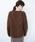 haco!(ハコ)の「お手軽羽織りにぴったりな 手編みのざっくりニットカーディガン by que made me(カーディガン)」|詳細画像