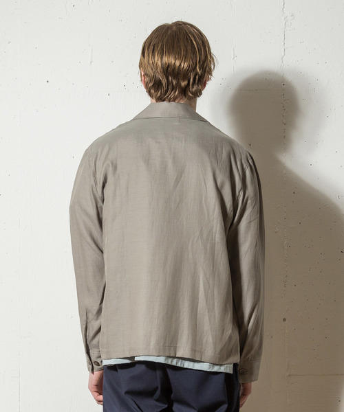 【FACTOTUM】パトリックビエラボーリングシャツ