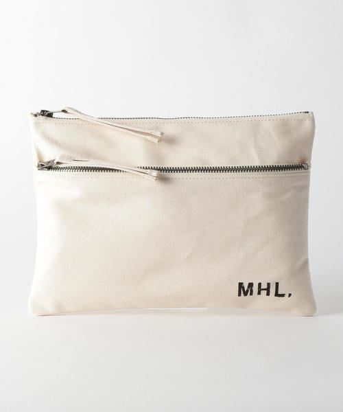 <MHL.> POUCH/ポーチ