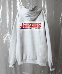 JERZEES(ジャージーズ)のJERZEES×JS / ジャージーズ別注 : フードパーカー #(パーカー)