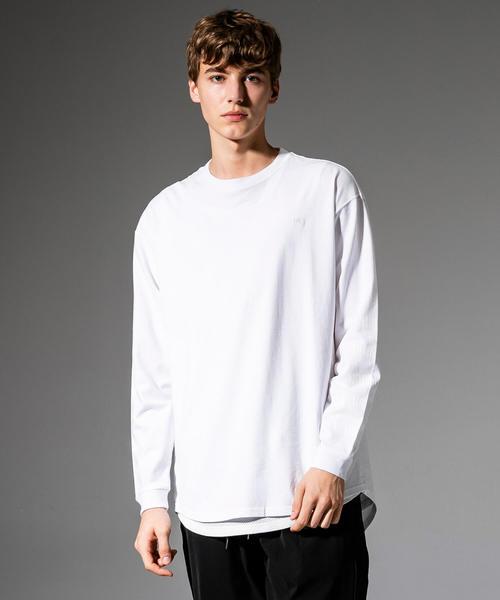 スリーブロゴビッグTシャツ