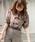 apres jour(アプレジュール)の「ダブルボタンスカーフ付きブラウス【ZOZOTOWN限定アイテム】(シャツ/ブラウス)」|詳細画像