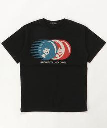 STILL ROLLING Tシャツ【L】ブラック