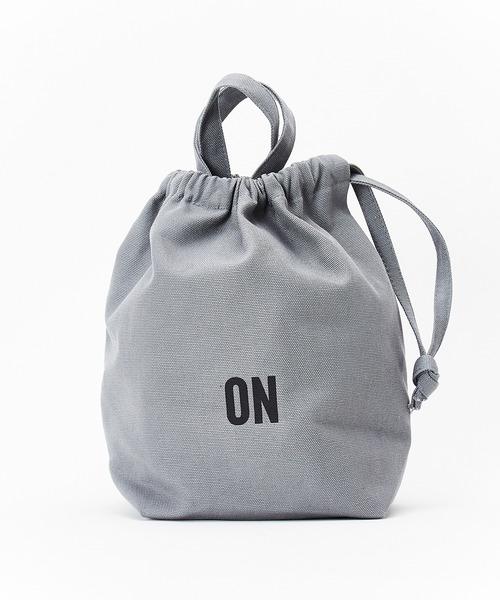 DRESSSENドレスセン SMALL DAY BAG