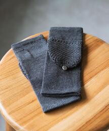 カノコニット フラップ グローブ 手袋