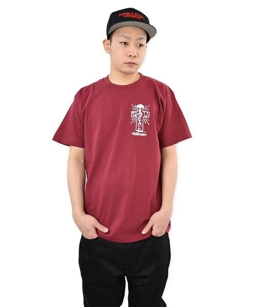 FreeHand Cross Tシャツ
