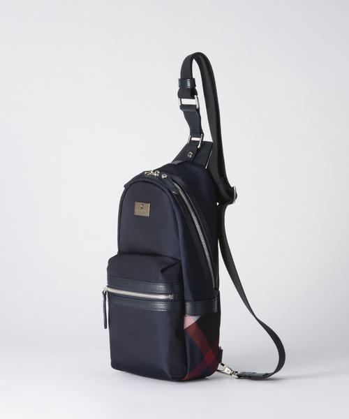 新しいブランド クレストブリッジチェック ボディバッグ(ボディバッグ/ウエストポーチ) BLACK|BLACK LABEL LABEL LABEL CRESTBRIDGE(ブラックレーベル・クレストブリッジ)のファッション通販, ナビ キャンセラー販売:43cbb974 --- 888tattoo.eu.org