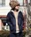 senelier(セネリエ)の「【senelier】セネリエ REVERSIBLE TOOL BOX JACKET(テーラードジャケット)」|ネイビー