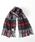 Jubilee Fabric(ジュビリーファブリック)の「カシミヤ 大判ストール(ストール/スヌード)」|グレー