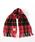 Jubilee Fabric(ジュビリーファブリック)の「カシミヤ 大判ストール(ストール/スヌード)」|レッド