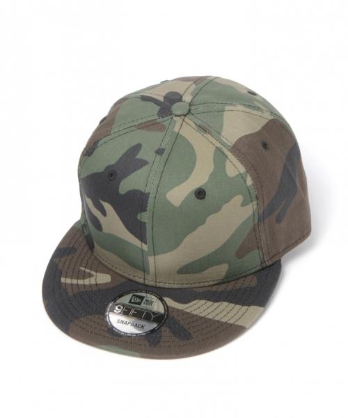 RAGEBLUE(レイジブルー)の「【NEWERA/ニューエラ】CAP/798247(キャップ)」 グリーン