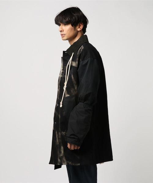 【HAUD】 arm-warmer jacket / black