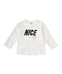 petit main(プティマイン)のNICE長袖Tシャツ(Tシャツ/カットソー)