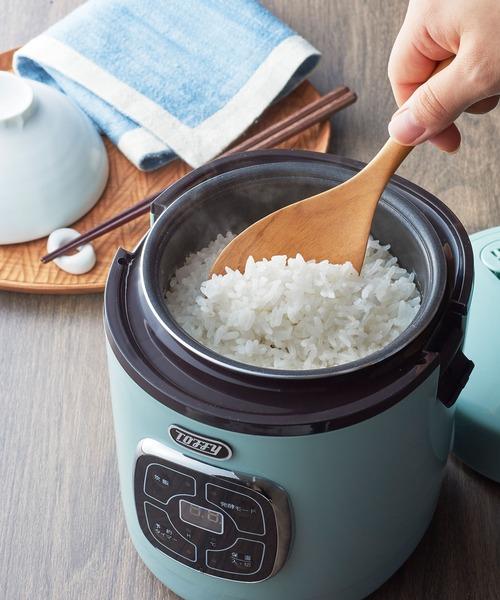Toffy(トフィー)の「【Toffy/トフィー】 マイコン炊飯器(キッチン家電)」|アクア