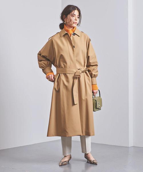 UGMSC ステンカラー コート