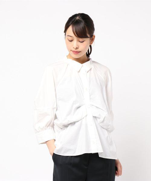 【おしゃれ】 あきうす(シャツ/ブラウス)|mercibeaucoup,(メルシーボークー)のファッション通販, カンザキチョウ:c101c173 --- steuergraefe.de