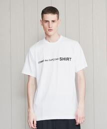<COMME des GARCONS>LOGO T-SHIRT/Tシャツ.
