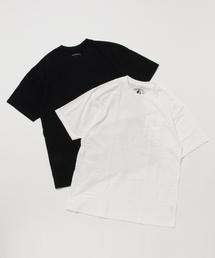 ポケ付Tシャツ 2PACKS
