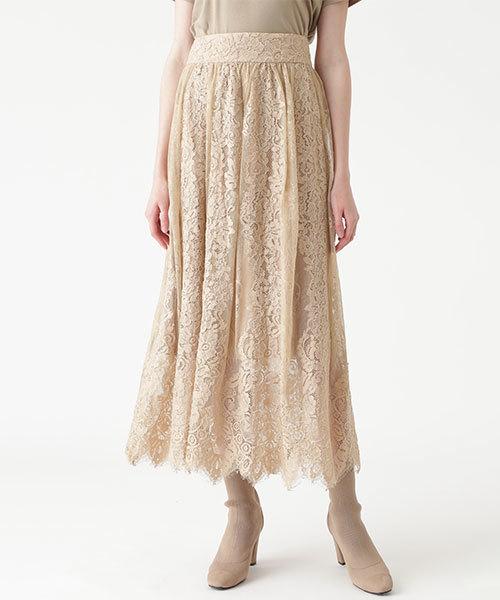 高価値セリー ◆ローラレースロングスカート(スカート)|JILLSTUART(ジルスチュアート)のファッション通販, KrossShop:b1c8901d --- tsuburaya.azurewebsites.net