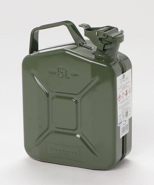 【 hunersdorff / ヒューナースドルフ 】Metal Kanister CLASSIC 5L CUR