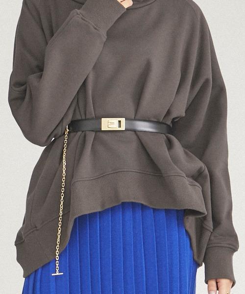 最新の激安 【THE chain Dallas】 STORE,トウキョウ leather chain belt (D9A-53)(ベルト) Dallas】 THE Dallas(ザ・ダラス)のファッション通販, MEXICO:a1aecac1 --- kredo24.ru