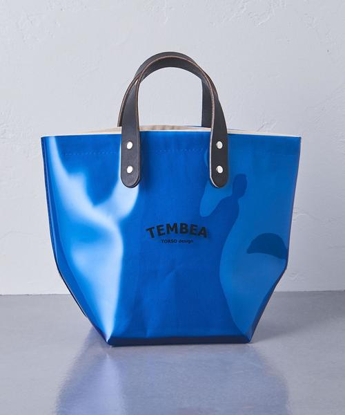 <TEMBEA(テンベア)> PVC DELIVERY トートバッグ S †