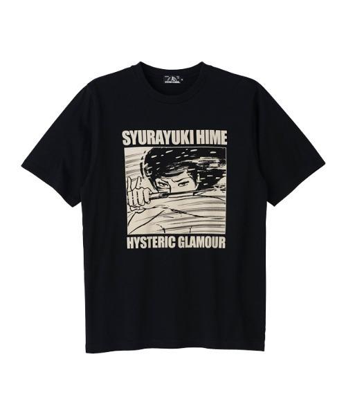 KAZUO KAMIMURA/SYURAYUKIHIME Tシャツ