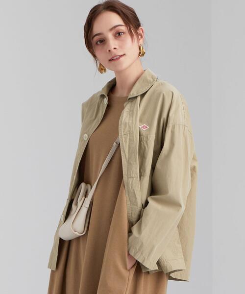 [ ダントン ] ★SC DANTON シャツ ジャケット