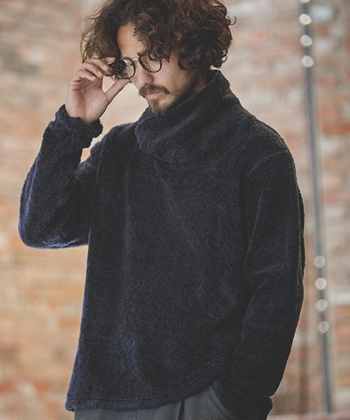 【破格値下げ】 【セール】mlt2282-Boa Volume Cut Neck Cut カットソー(MADE sew カットソー(MADE IN JAPAN)(Tシャツ Neck/カットソー)|ANGENEHM(アンゲネーム)のファッション通販, カンザキバイク:485f623c --- svarogday.com
