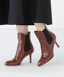 Demi-Luxe BEAMS(デミルクス ビームス)のPELLICO / 別注 サイドゴア ショートブーツ(ブーツ)