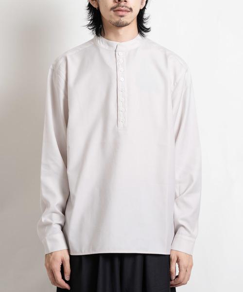 最終値下げ T/R button pullover(シャツ button/ブラウス) NOT NOT CONVENTIONAL(ノットコンベンショナル)のファッション通販, e-レスキュー:5a6ff8a6 --- talkonomy.com