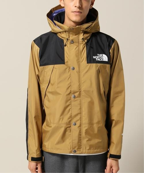 【THE NORTH FACE / ザ ノースフェイス】 Mountain Raintex Jacket