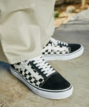 VANS | VANS ヴァンズ  OLD SKOOL DX オールドスクール DX V36CL+ BLK/WHT CHECK(スニーカー)