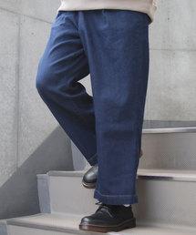 THE CASUAL MENS(カジュアルメンズ)の「TRストレッチワイドパンツ ストレッチデニムワイドパンツ(パンツ)」